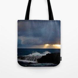 Hawaiian Sunset Tote Bag