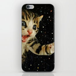 All Across the Universe Chasing Butterflies and Dreams iPhone Skin