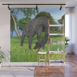 Dinosaur Brachiosaurus Wall Mural