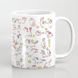 Unicorns collection Coffee Mug