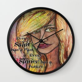 Every Saint.. Wall Clock