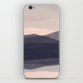 Hill reflections iPhone Skin