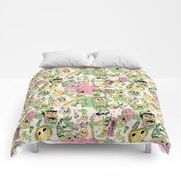 Memory Junk Comforters