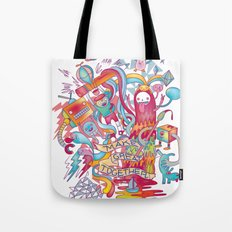 Together We're Awesome! Tote Bag