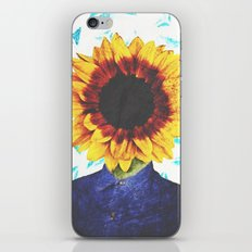 Sunflower iPhone & iPod Skin