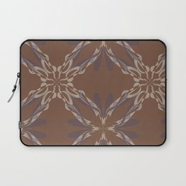 Pattern brown decoration Laptop Sleeve