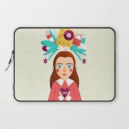 MOONRISE KINGDOM - SUZY Laptop Sleeve
