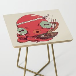 Spicy Ramen Side Table