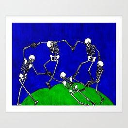 Dance, after Matisse Art Print