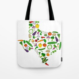 Farm Fresh Texas Tote Bag