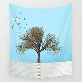 The Ladder Wall Tapestry
