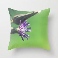 minimalism Throw Pillows featuring Minimalism by BURNEDINTOMYHE∆RT♥
