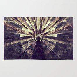 Geometric Art - SUN Rug