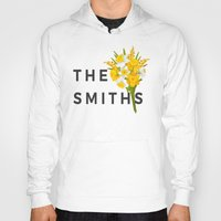the smiths Hoodies featuring SMITHS by priscilawho