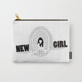 Who's that girl? It's Jess! Carry-All Pouch