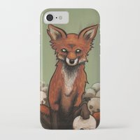 emily rickard iPhone & iPod Cases featuring Emily by Jeff Prymowicz
