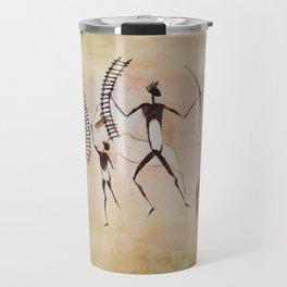 Cave art / Cave painting Travel Mug