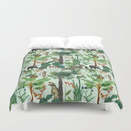 Dream jungle Duvet Cover