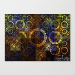 Sierpinski's Porthole Canvas Print
