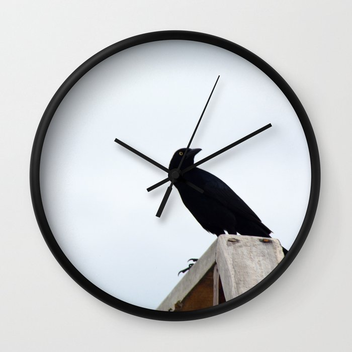 Bird collection _03 Wall Clock