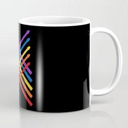 Retro Musician Drum Sticks Coffee Mug