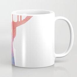 The burning sun Coffee Mug