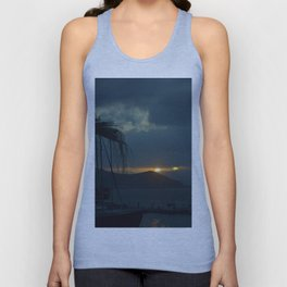 Sunset Naxos 1 Unisex Tank Top
