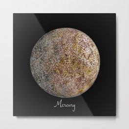 Mercury #2 Metal Print