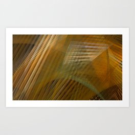 Abstract Architecture Study Art Print