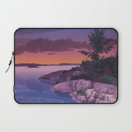 French River Provincial Park Laptop Sleeve