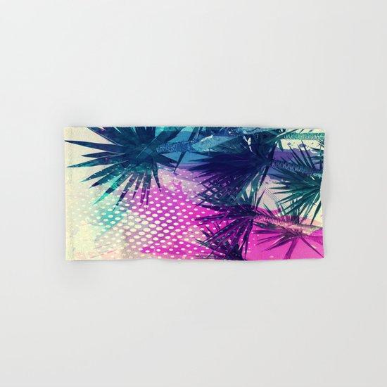 Tropical Explosion Hand & Bath Towel