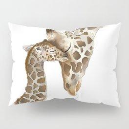 Jiraffe Love Pillow Sham