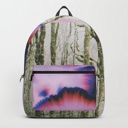 peace analogic collab Dylan silva Backpack
