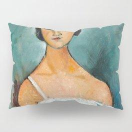 Egon Schiele Houses With Laundry Pillow Sham