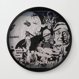 LIFE CURRENT WALL 2014 Wall Clock