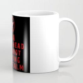 Metalhead Keep Calm Coffee Mug