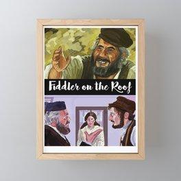 Fiddler on the Roof Framed Mini Art Print