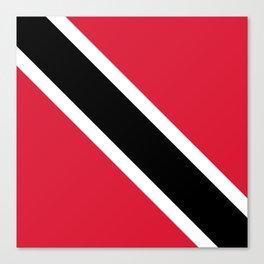 Trinidad & Tobago Flag Canvas Print