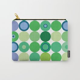 Circles of Luck Carry-All Pouch
