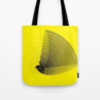 pi Tote Bags featuring pi by Graphmob