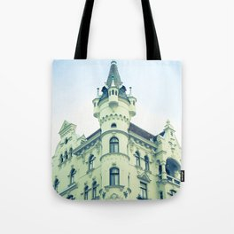 Like a castle Tote Bag