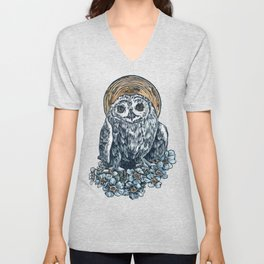 Window Companion Unisex V-Neck