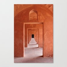 Agra architecture Canvas Print