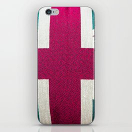 I Was Made in England iPhone Skin