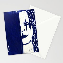 Brandon Lee Blue Stationery Cards
