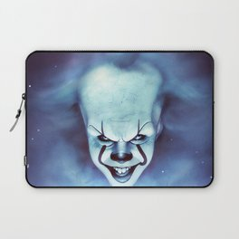 IT we all float down here! Laptop Sleeve
