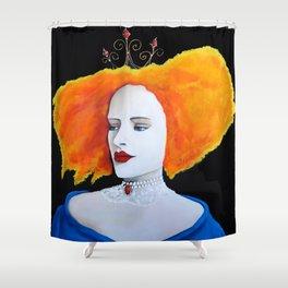 Fiona of Dublin Shower Curtain