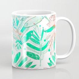 Floral Abstract 83 Coffee Mug