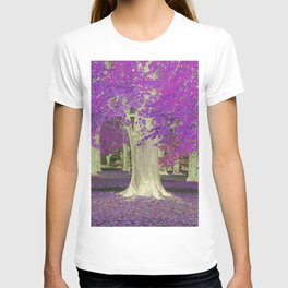 Purple Trees T-shirt