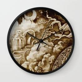 Inside Your Heaven Wall Clock
